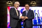 포스코, 세계철강협회 스틸리 어워드에서 '올해의 혁신상' 수상